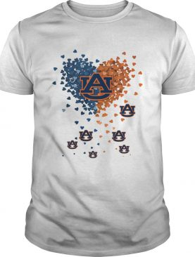 Auburn Tigers In My Heart shirt