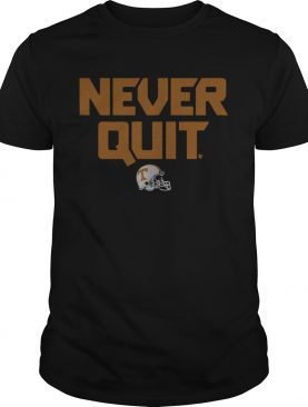 Tennessee Never Quit Shirt