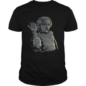 Albert Einstein Salt Bae  Unisex