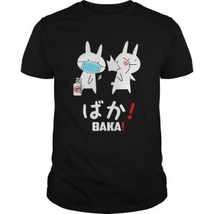Baka Rabbit Slap Mask Covid19  Unisex