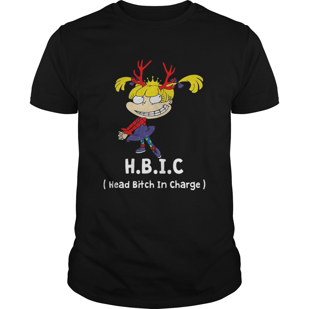 H B I C Head Bitch In Charge Unisex