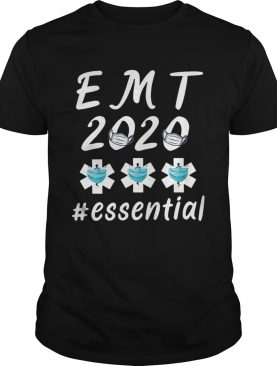 EMT 2020 Essential shirt