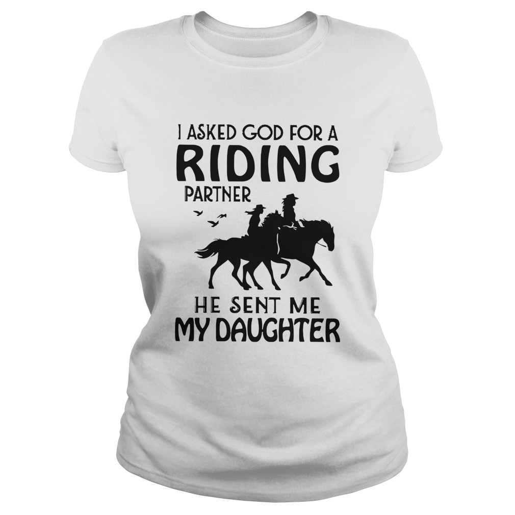 I Asked God For A Riding Partner He Sent Me My Daughter  Classic Ladies
