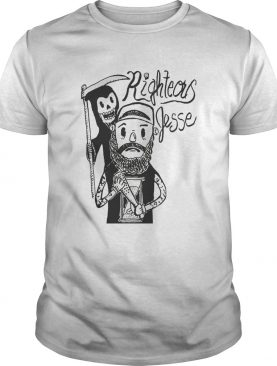 Righteous Jesse shirt