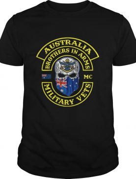 Ausstralia Brothers In Arms Military Vets Mug shirt