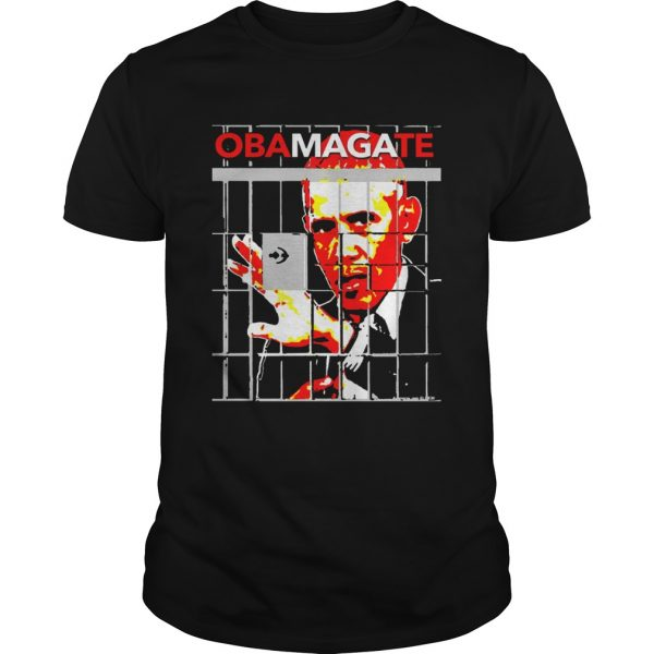 Barack Obama Gate shirt
