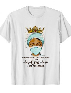 Crown doctor I am not a princess I don't need saving I am a beat CAN i got this handled shirt