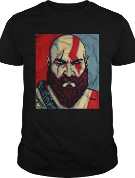 Kratos Red Dead Redemption shirt