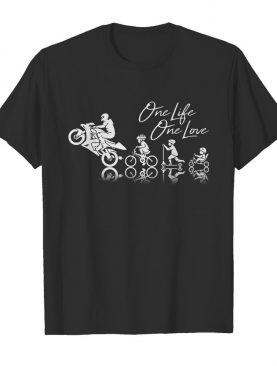 Motor One life One love shirt