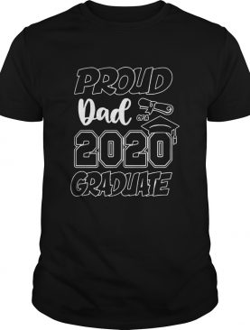 Proud Dad Of A 2002 Graduate shirt