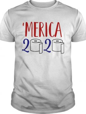 America 2020 toilet paper politics government shirt
