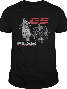 Gs R1200 Adventure Biker shirt