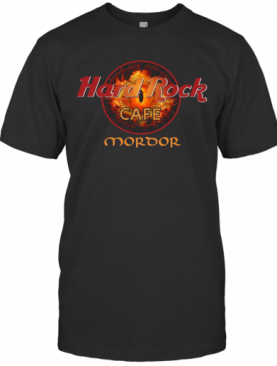 Hard Rock Cafe Mordor T-Shirt