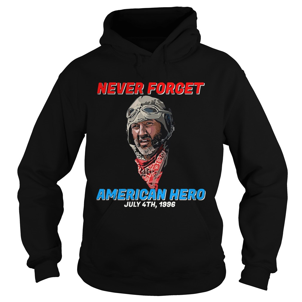 Independence Day American Hero  Hoodie