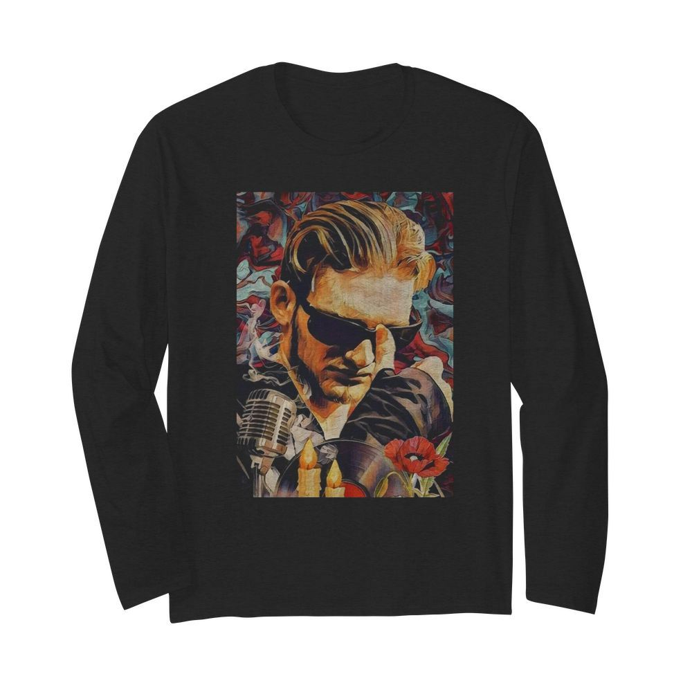 Layne Staley Posters Fine Art America  Long Sleeved T-shirt