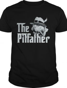 The Pitfather Pitbull shirt