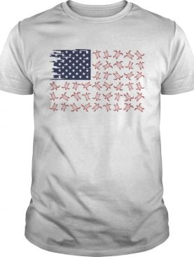 Turtle Flag Usa shirt