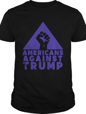 Americans Against Trump shirt