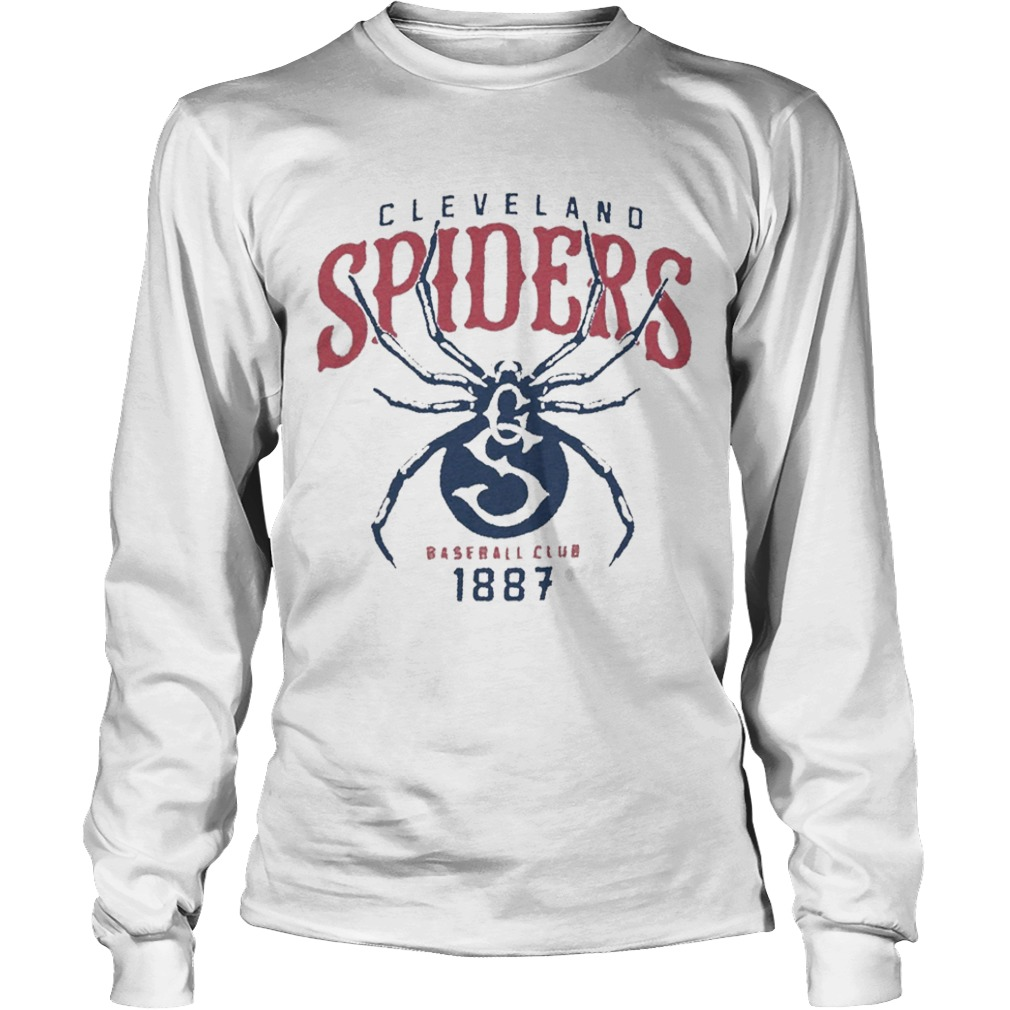 Cleveland spiders baseball club 1887  Long Sleeve