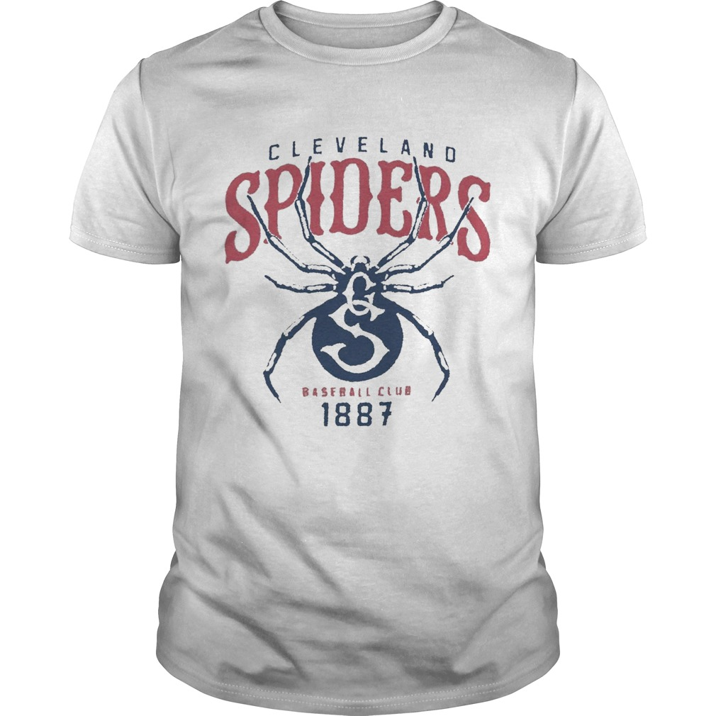 Cleveland spiders baseball club 1887  Unisex