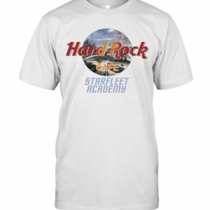 Hard Rock Cafe Starfleet Academy T-Shirt