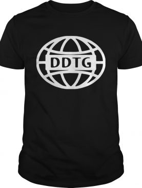 I Love DDTG Crew Neck shirt