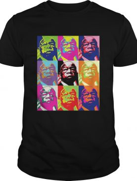 Power to the people art color shirt
