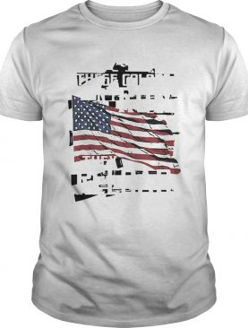 These Colors Dont Run They Reload American Flag shirt