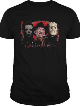 Horror Movie Character The Boys Of Fall shirt