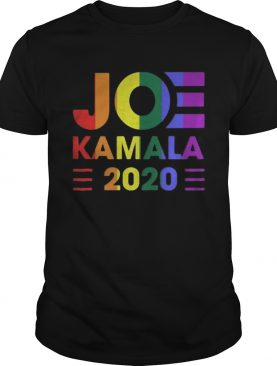 Lgbt joe biden kamala harris 2020 shirt