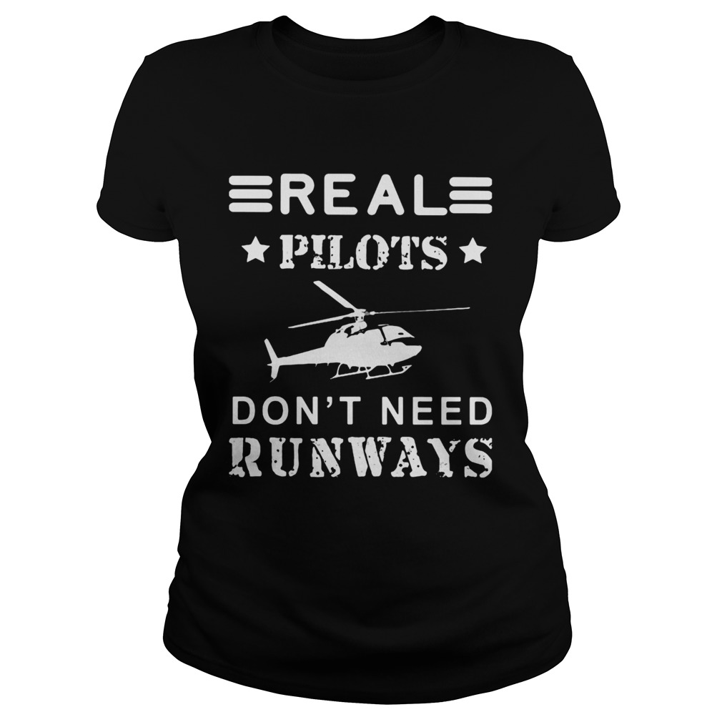 Real pilots dont need runways  Classic Ladies