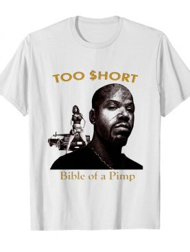 Too short shorty the pimp rare original promo poster shirt