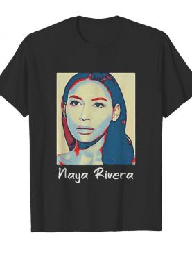 naya rivera art shirt