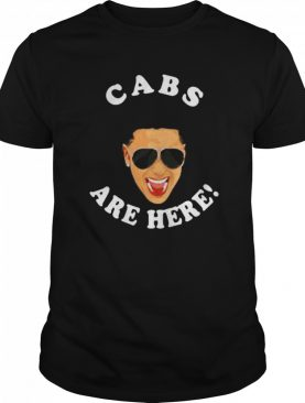 DJ Pauly D Cabs Are Here shirt