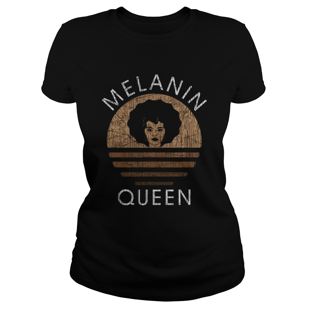 Melanin Queen African American Unapologetically Dope  Classic Ladies