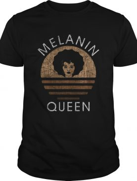 Melanin Queen African American Unapologetically Dope shirt