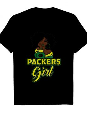 Packers Black Girl shirt