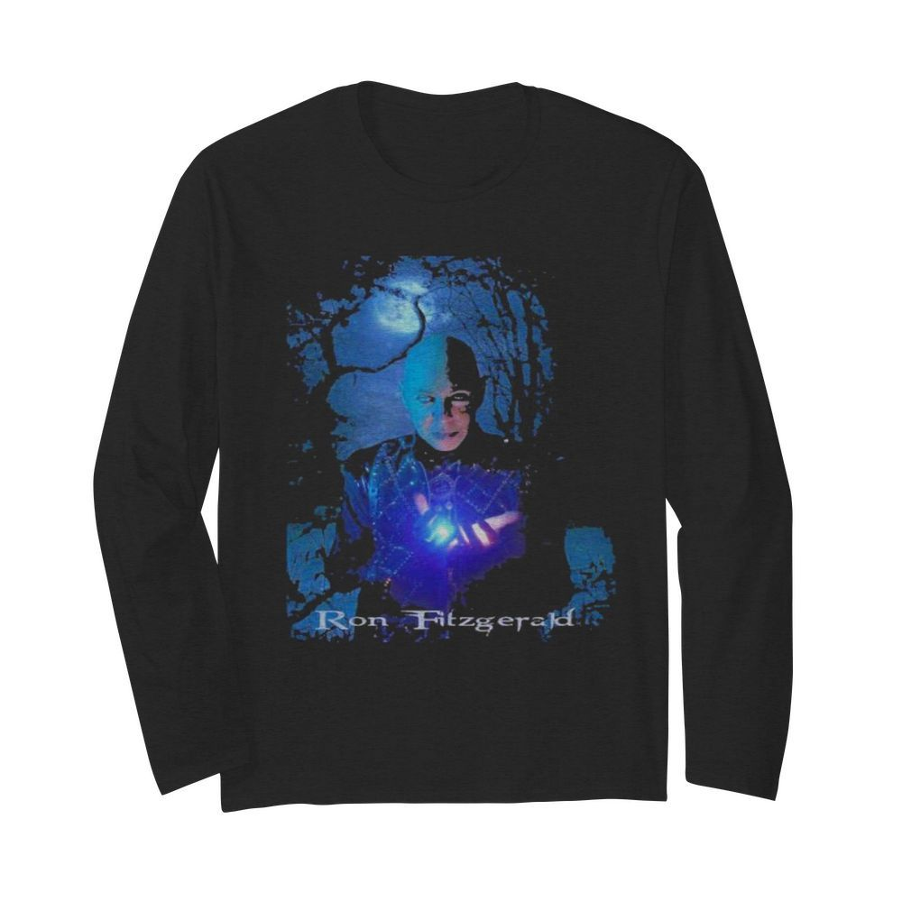 Ron fitzgerald happy halloween  Long Sleeved T-shirt
