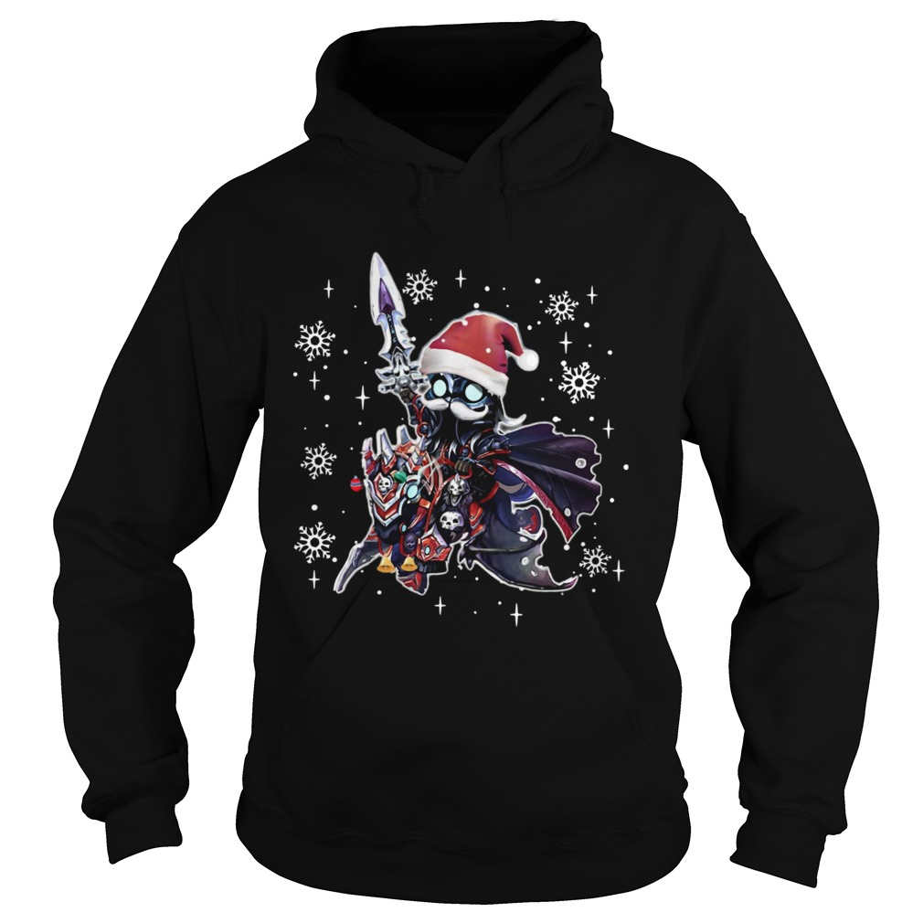 Lich King Christmas Edition Classic  Hoodie