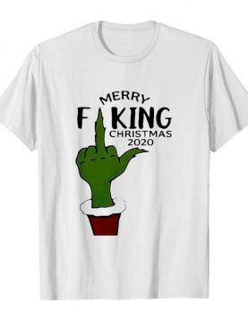 Merry Fuking Christmas 2020 shirt