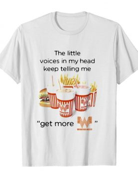 The little voices in my head keep telling me get more whataburger logo shirt