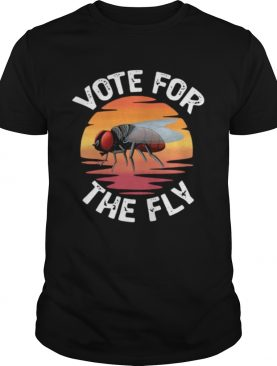 Vote For The Fly Retro shirt
