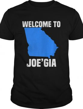Welcome to JoeGia shirt