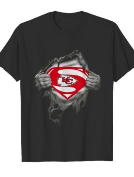 Blood Inside Me Kansas City Chiefs shirt