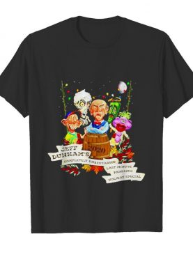 jeff Dunhams 2020 completely unrehearsed last minute pandemic holiday special Christmas shirt