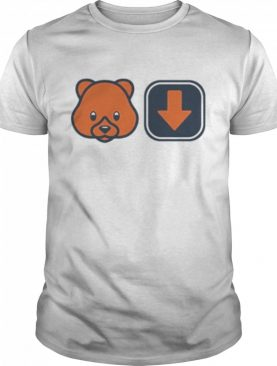 Chicago Bear down shirt