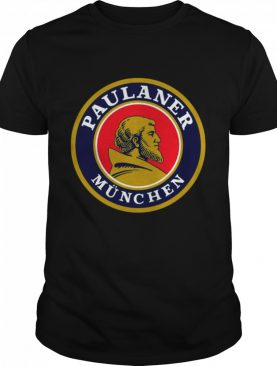 Paulaner Munchen German Beer Drink Alcohol shirt