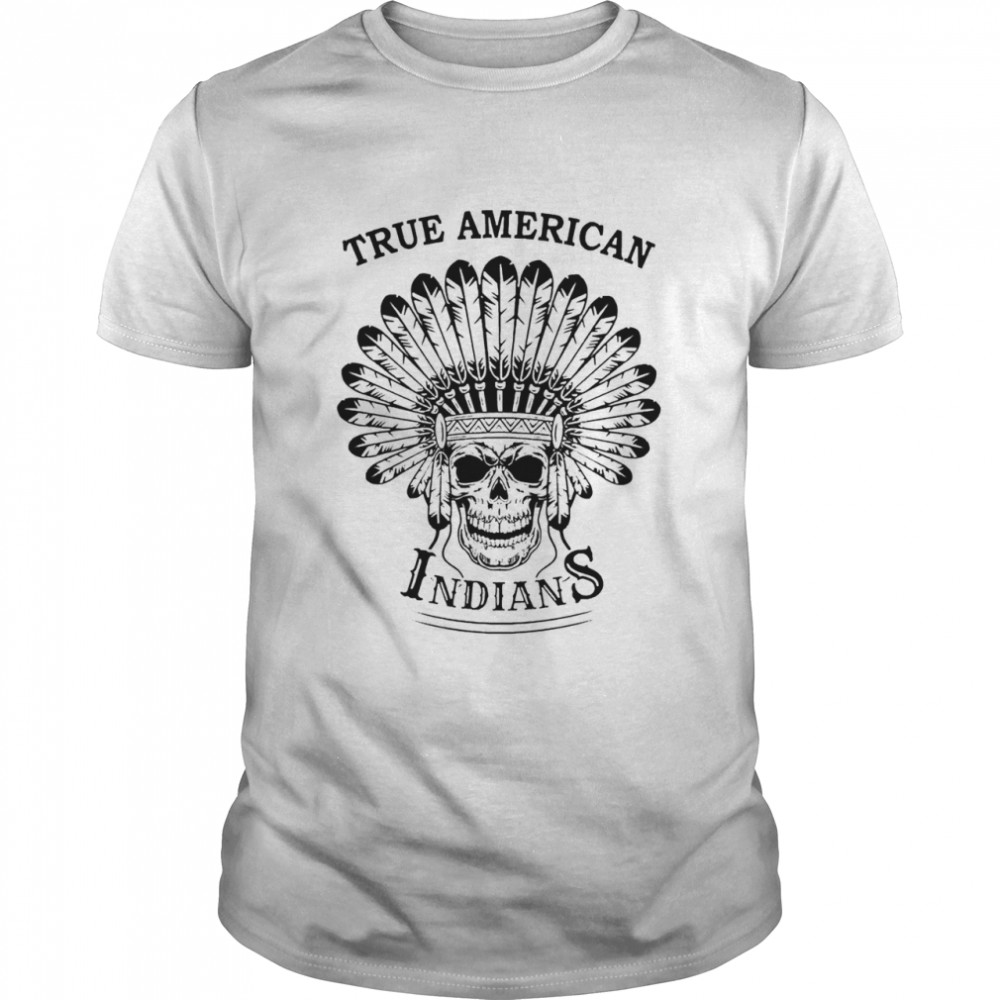 True American Indians  Classic Men's T-shirt