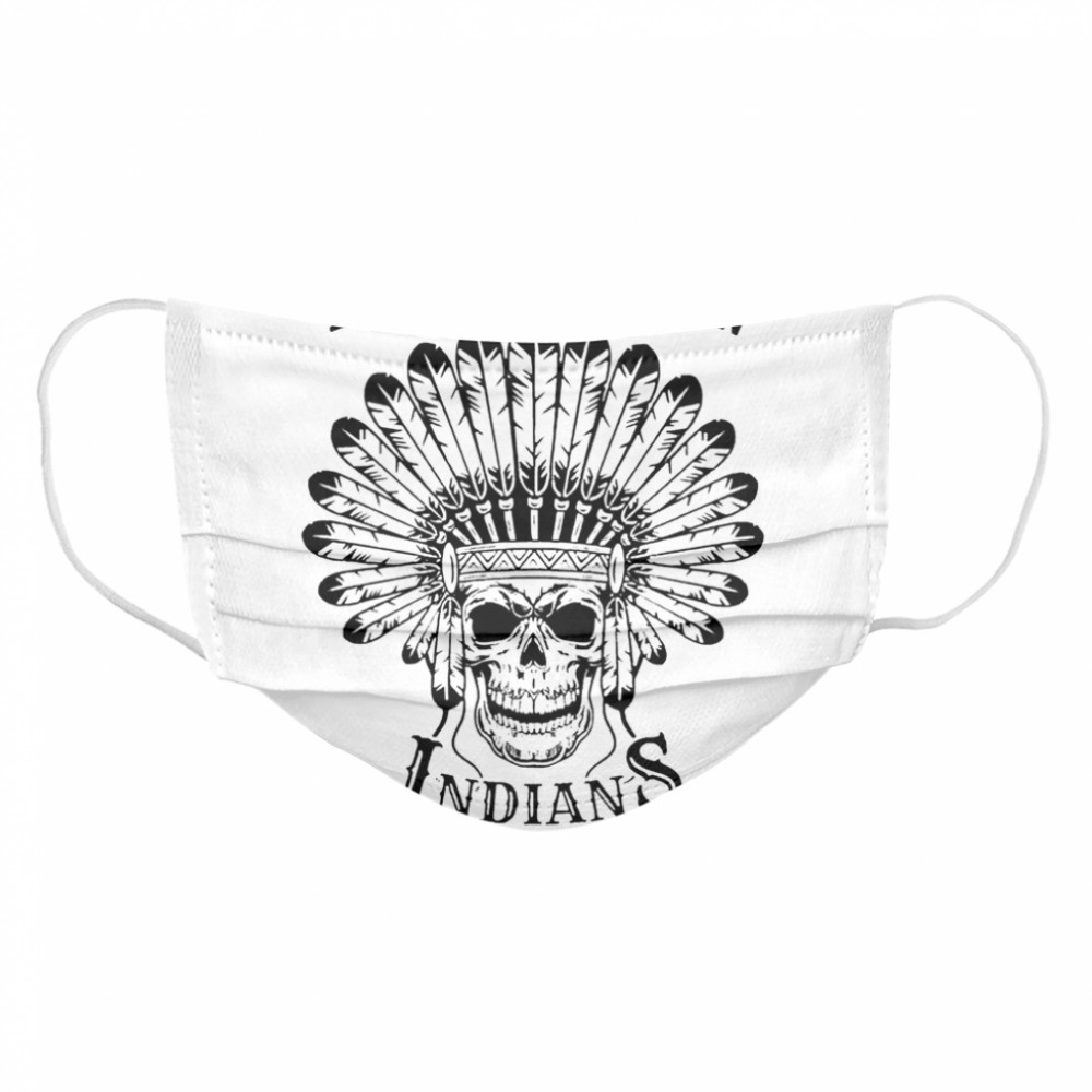 True American Indians  Cloth Face Mask